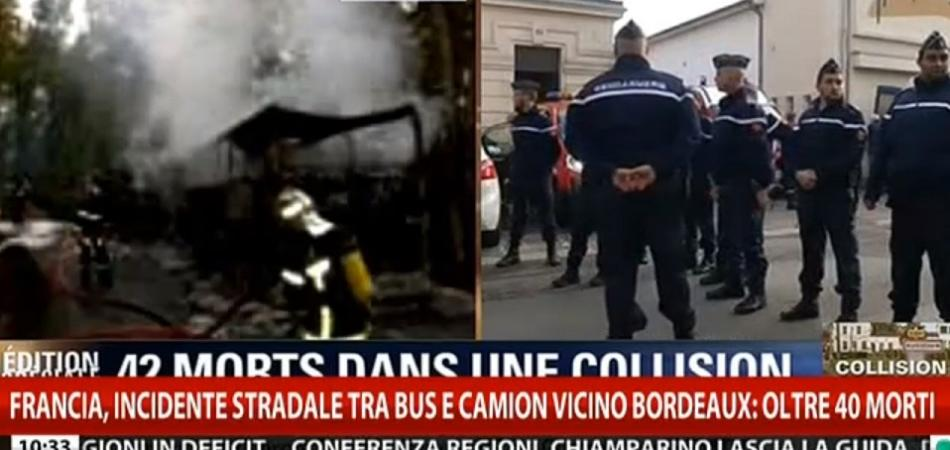 francia incidente