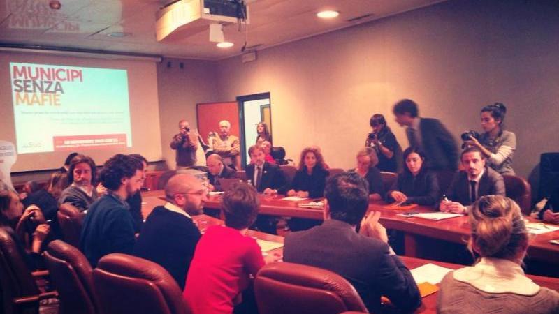 ignazio marino roma presidenti di municipio