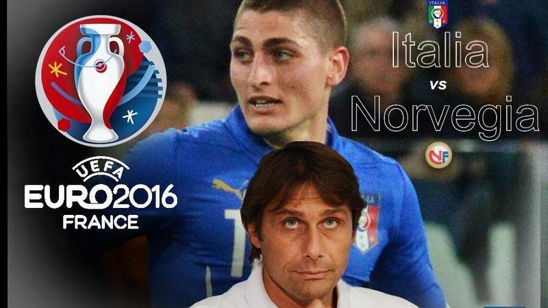 ITALIA-NORVEGIA