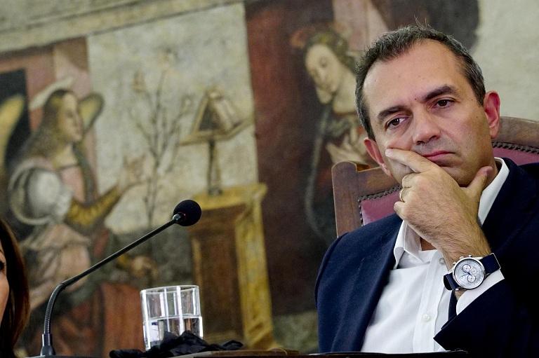 Bagnoli: de Magistris, abuso di potere del premier