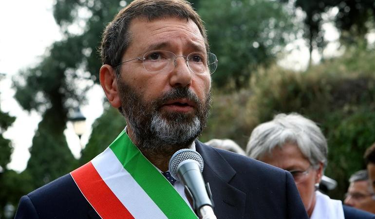 Ignazio Marino cena Sant Egidio
