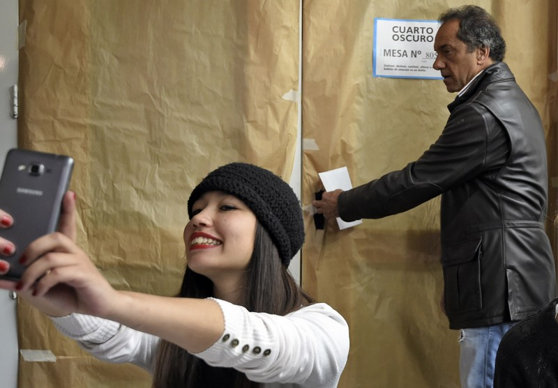 ARGENTINA-ELECTIONS-SCIOLI