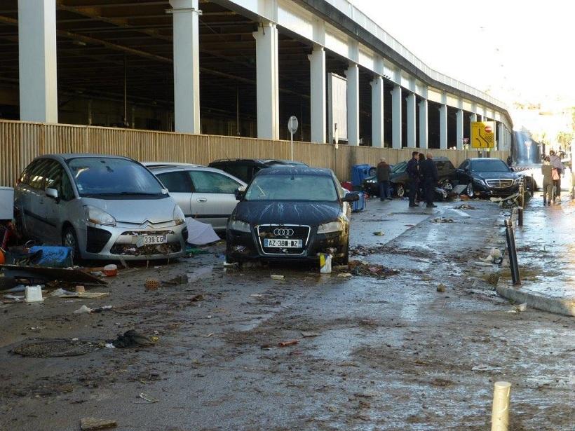 Alluvioni in Costa Azzurra, 16 morti e 3 dispersi