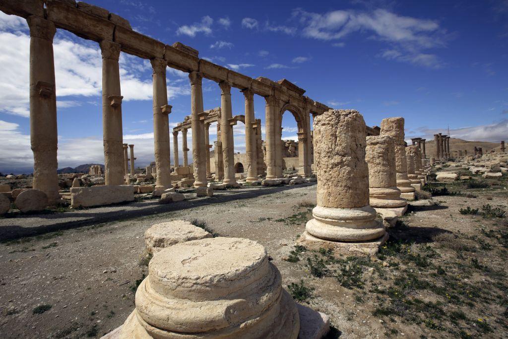 palmira colonne