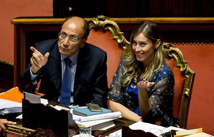 Schifani torna in Forza Italia