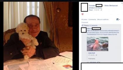 silvio berlusconi sindaco di roma