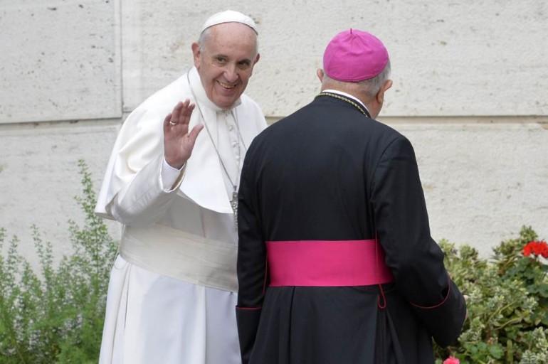 sinodo famiglia 2015 Papa francesco saluto