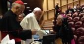 sinodo famiglia 2015 papa francesco aula