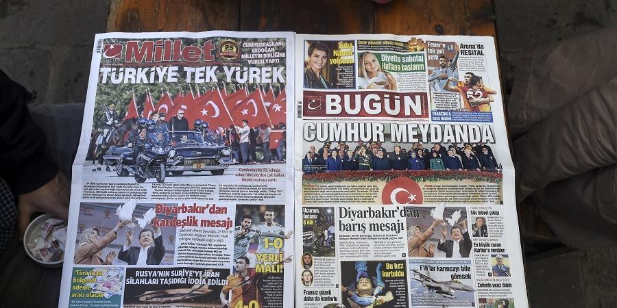 turchia giornali