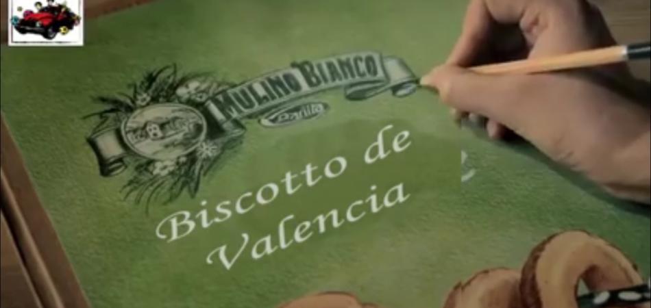 Valentino Rossi biscottone Banderas