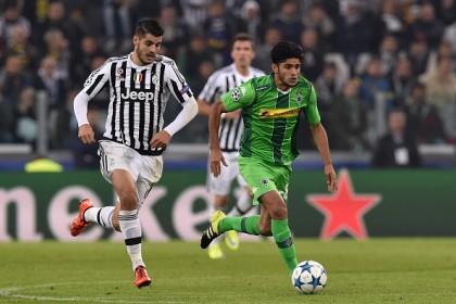 Borussia Monchengladbach-Juventus tv
