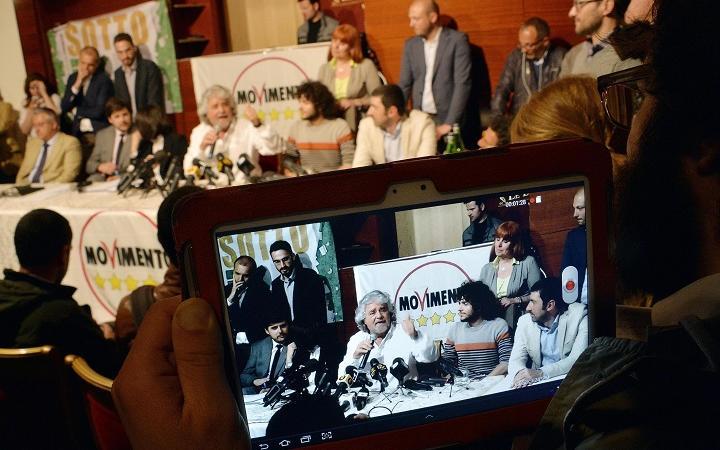 Candidati M5S Milano