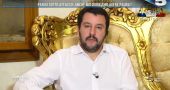 Domenica Live Salvini