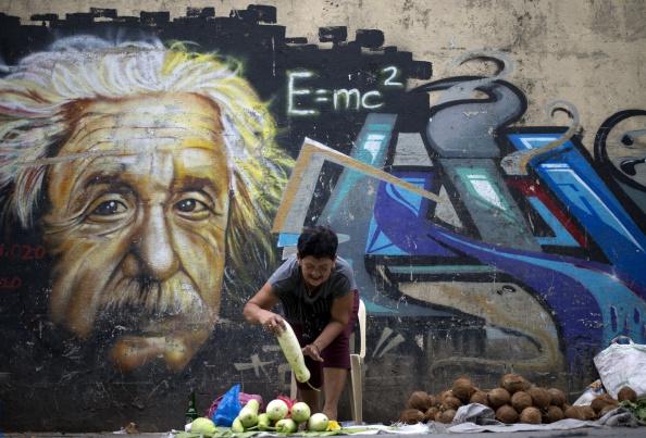 Einstein bufala