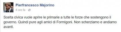 Elezioni amministrative Milano 2016 primarie centrosinistra Majorino