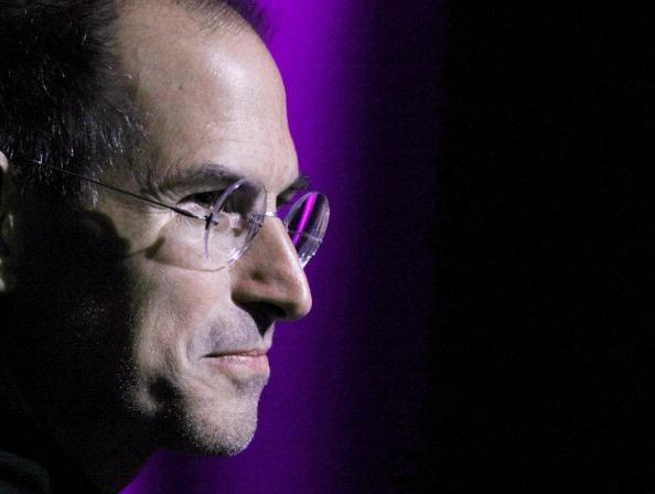 Ho raggiunto l'apice del successo nel mondo degli affari Steve Jobs