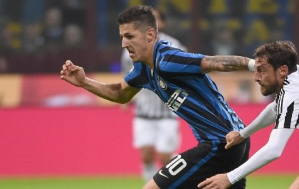 INTER FROSINONE JOVETIC