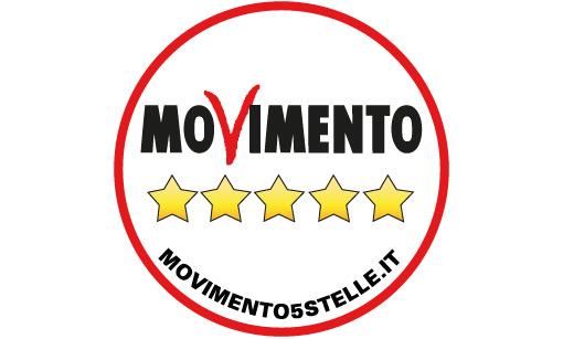 il nuovo simbolo del movimento 5 stelle senza beppe grillo