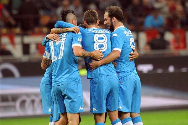 Napoli-Udinese diretta live