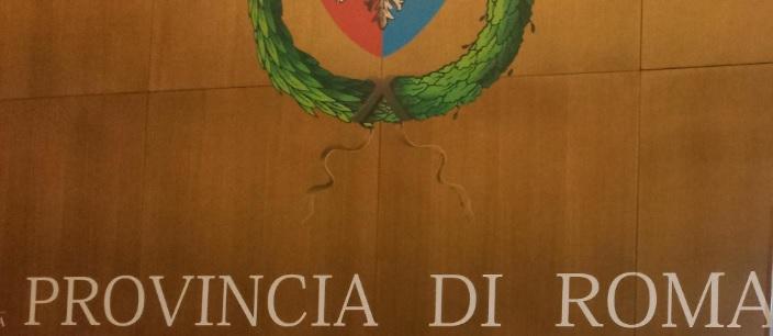 PROVINCIA ROMA RIMBORSI D'ORO