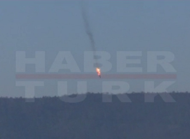 aereo abbattuto turchia