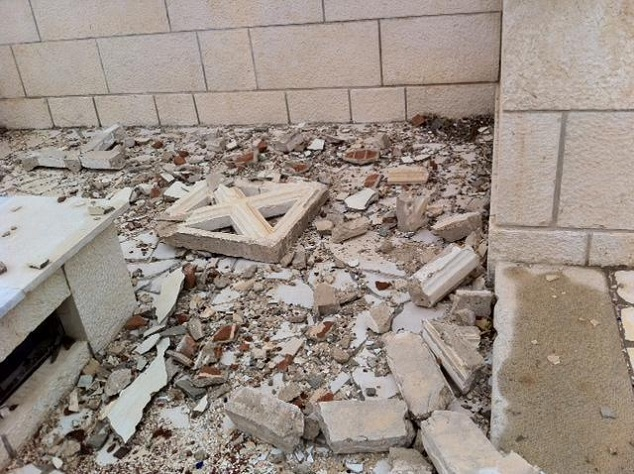 Libia: devastato il cimitero italiano a Tripoli