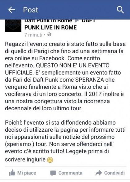 daft punk rome