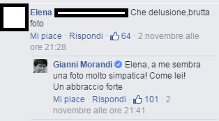 gianni morandi littizzetto