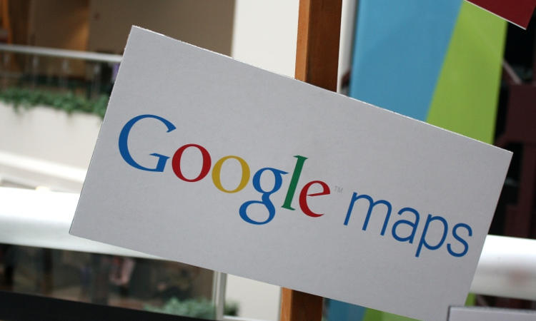 google maps disabili