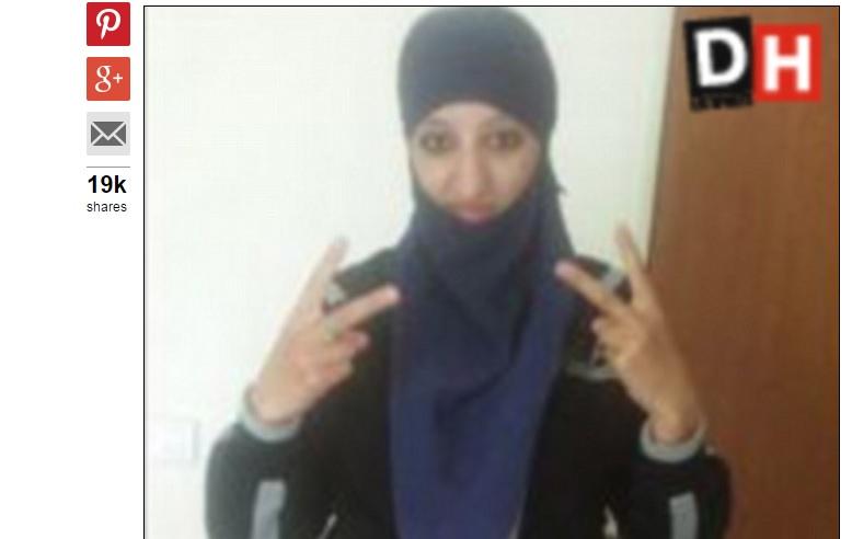 """Hasna Ait Boulahcen, la """"cowgirl"""" diventata terrorista suicida"""