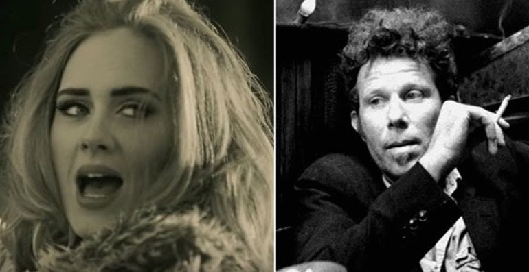 hello adele martha tom waits