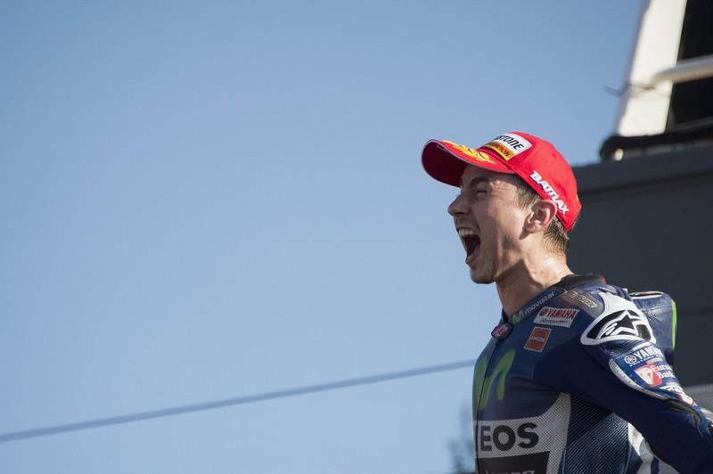 Jorge Lorenzo Valentino Rossi