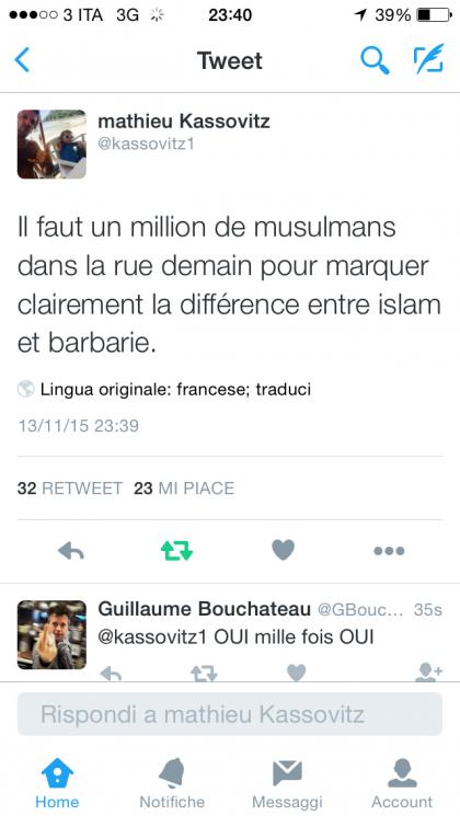 Parigi sotto attacco