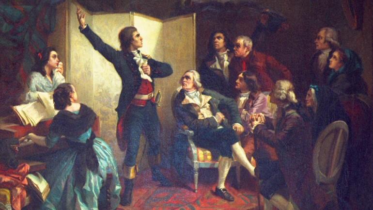 la marsigliese cantata storia