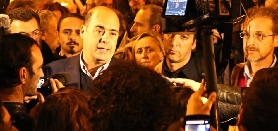 Elezioni Amministrative Roma 2016 Nicola Zingaretti