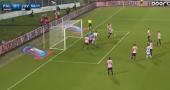 palermo-juve 0-1 video gol di Mandzukic
