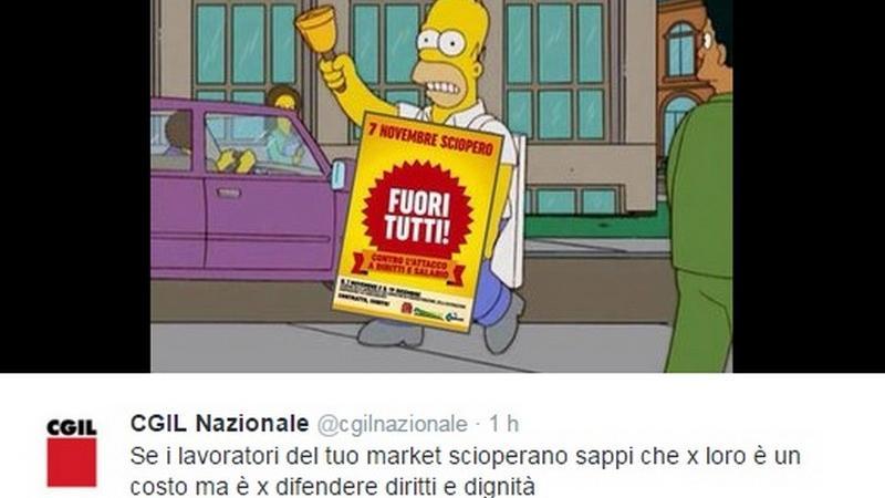 sciopero supermercati