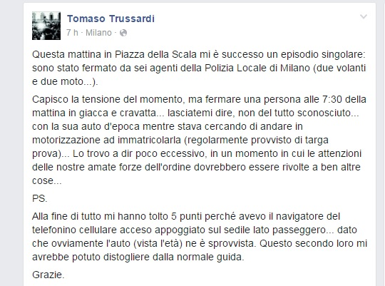 Tomaso Trussardi