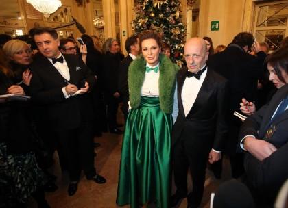 Vestito Santanchè