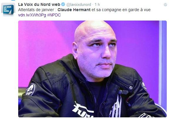 Claude Hermant