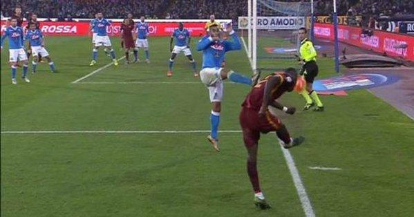 NAPOLI-ROMA 0-0 VIDEO GOL E HIGHLIGHTS