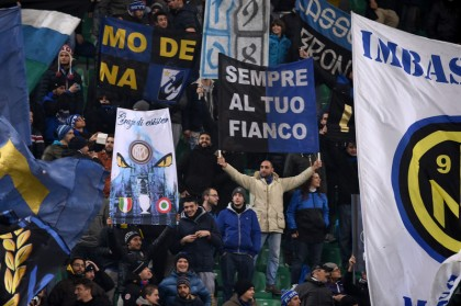 Inter-Lazio presentazione