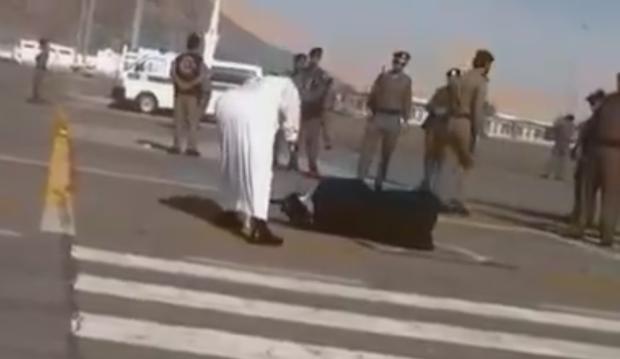 Le esecuzioni avvengono spesso in luoghi pubblici