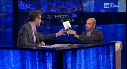checco zalone che tempo che fa video
