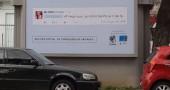 I commenti razzisti sui cartelloni pubblicitari