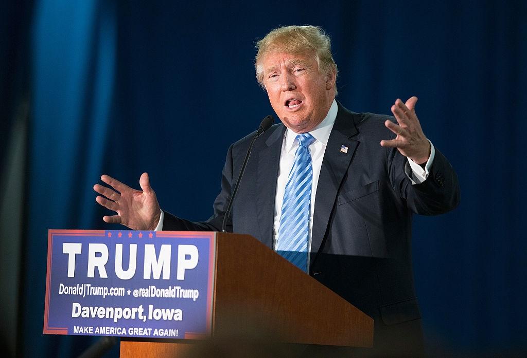 Donald Trump vuole vietare gli Stati Uniti ai musulmani | Foto 1 di 1 ...