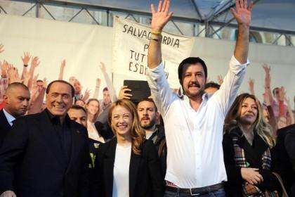elezioni amministrative 2016 centrodestra candidati civici