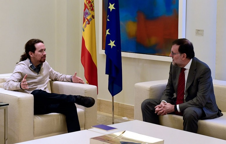 Spagna, Rajoy incontra Podemos e Ciudadanos