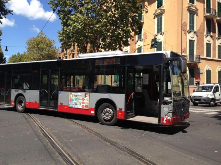 Giubileo mezzi pubblici come arrivare alla porta santa e - Autobus prima porta ...