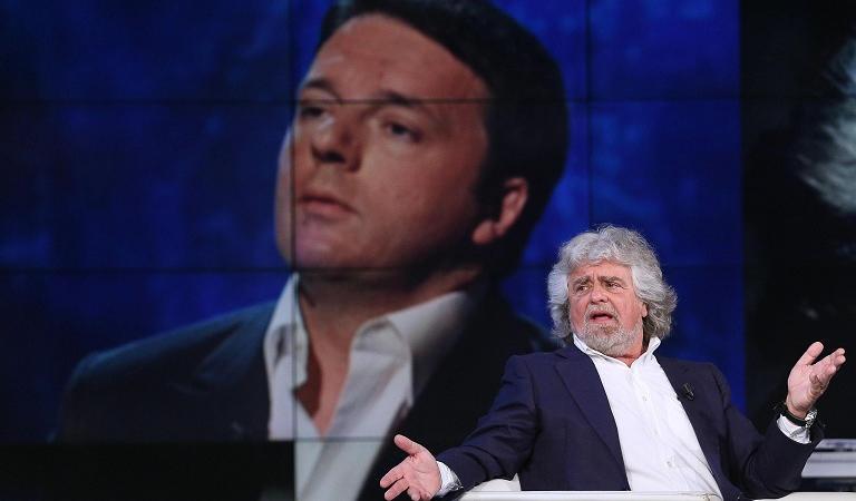 Beppe Grillo morti smog